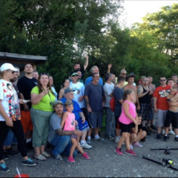Lower Price Hill residents participate in 5th annual Brian Thompson Memorial Fishing Tournament