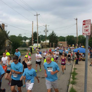 Walk or run to support Price Hill at the 12th Annual Price Hill Pacer