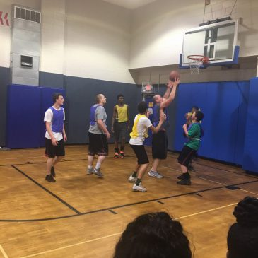 Santa Maria's Family Center youth participate in community basketball tournament
