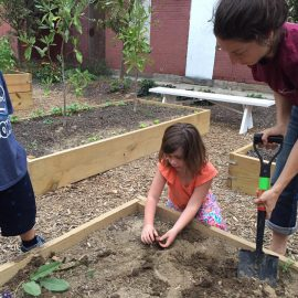 Santa Maria receives Summertime Kids grant for Homegrown Cookin' project