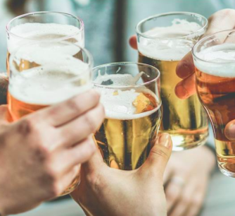Cheers for Charity at West Side Brewing