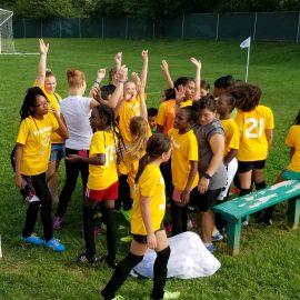 Santa Maria launches girls' youth soccer team