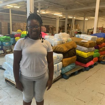 Santa Maria and Raphael Moore Partner with Sweet Cheeks Diaper Bank