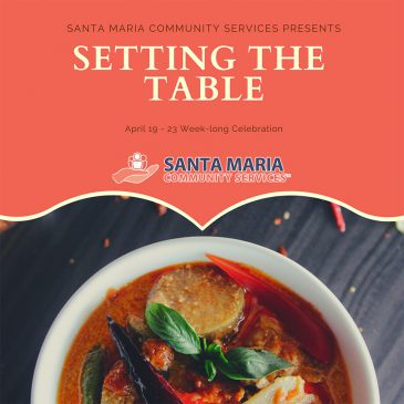 Setting The Table – April 19 – April 23, 2021